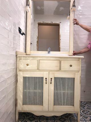 Mueble lavabo Baño