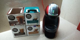 CAFETERA KRUPS GENIO DOLCE GUSTO