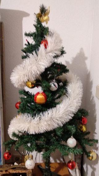 e3dad646883 Árbol Navidad Blanco de segunda mano en la provincia de Madrid en ...