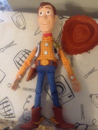 daae51e24c84e Muñecos Toy Story de segunda mano en WALLAPOP