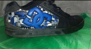 zapatillas DC talla 38