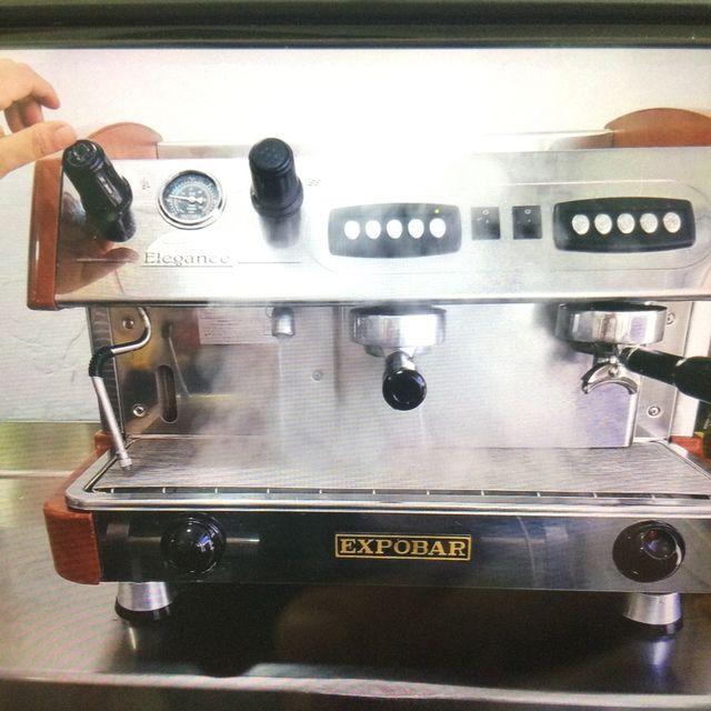 Cafetera para local