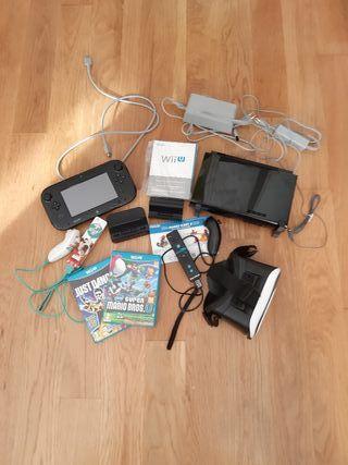 Nintendo Wii U + gafas de realidad virtual