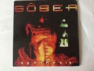 "SOBER ""SYNTEHESIS"" CD SINGLE PROMOCIONAL"
