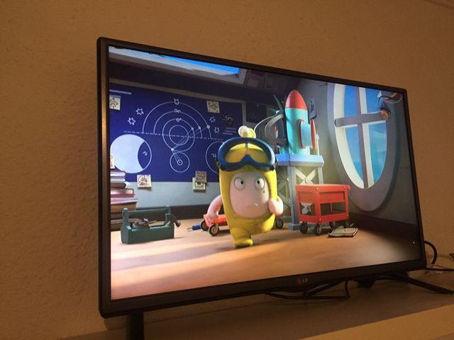 TV LG LED 32LB550B de segunda mano por 89 € en Barcelona en