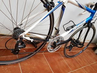 bicicleta carretera Decathlon 7.2 Sports