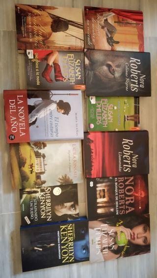 Lote 12 Novelas Románticas Bestsellers
