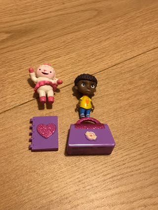 Accesorios de la doctora juguete