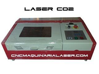 Grabadora cortadora laser co2