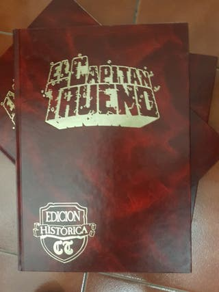 colección Capitán Trueno completa