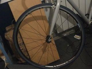 Ruedas bicicleta Shimano