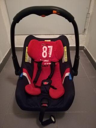 maxicosi silla coche bebé auto contramarcha