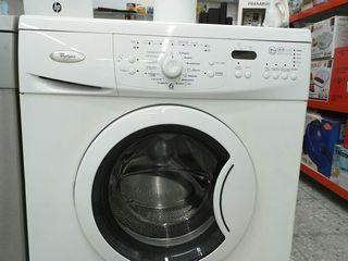 lavadora con garantía + transporte