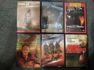 Películas de DVD 2