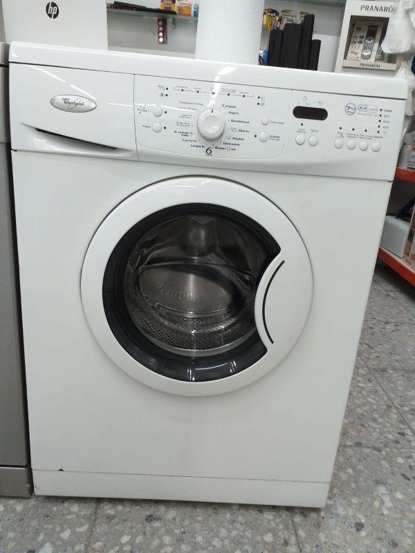 lavadora con garantía+transporte