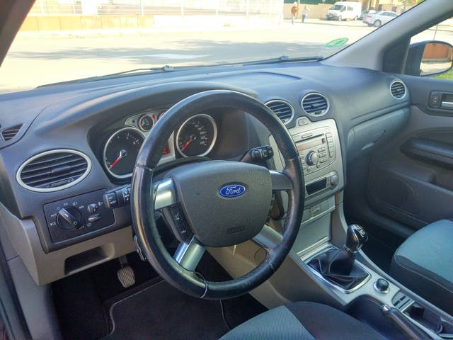 Ford Focus pocos km