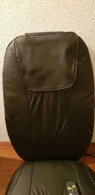 masajeador de espalda para sillon