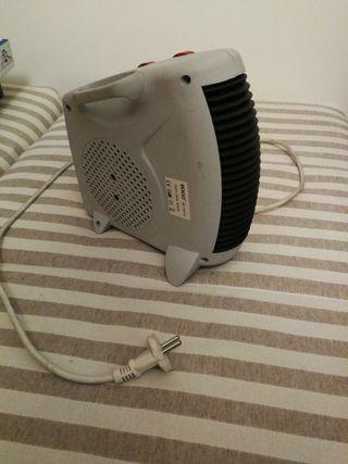 Calefactor pequeño