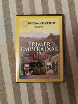 DVD El primer emperador de China