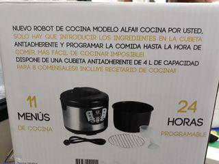 Robot De Cocina GM.