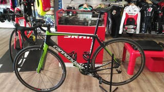Bicicleta de carretera Cannondale Synapse Carbon