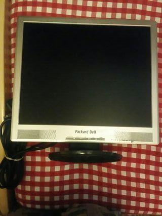 Monitor 17 pulgadas lcd