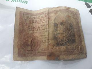 billete de peseta