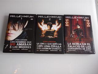 Películas Millenium Ideal para regalo