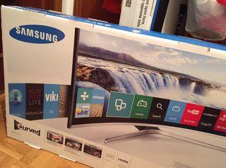 Smart tv Curved Samsung UK48J6300