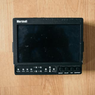 "Monitor 7"" MARSHALL V-LCD70XP-HDMI"