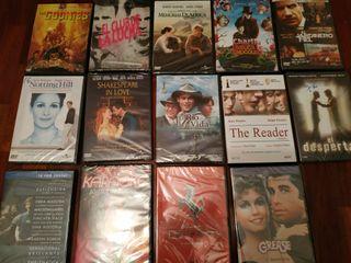 Colección de peliculas en DVD