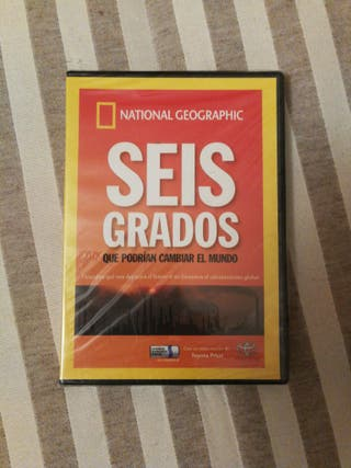 DVD Seis grados National Geographic