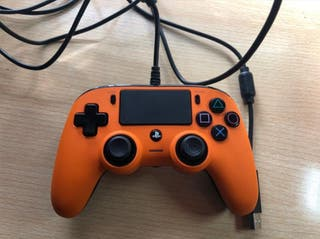 Mando Nacon Naranja PS4
