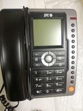 Teléfono centralita