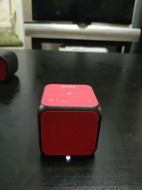 altavoz bluetooth NFC Sony