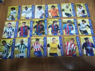 Cromos Liga Española 2005