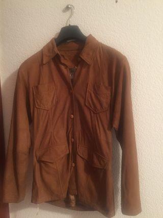Camisa / chaqueta ante mujer