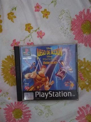 Hercules Playstation