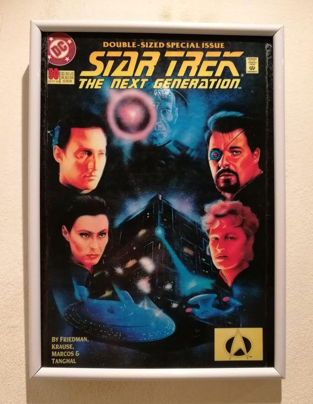 Cuadro Decorativo Star Trek The Next Generation