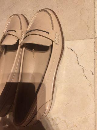 Mocasines Zara talla 38