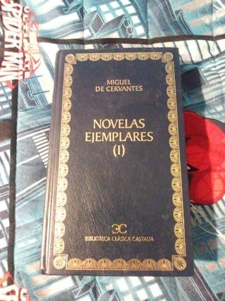 Novelas ejemplares (I). Miguel de Cervantes