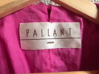 Blazer vintage fucsia de Pallant London