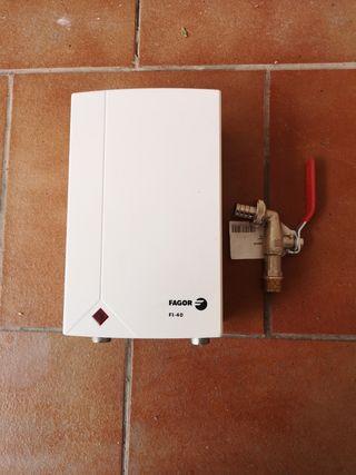 Mini calentador de agua Fagor FI - 40