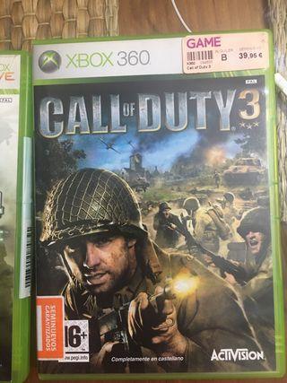 2 Videojuegos de la Xbox 360
