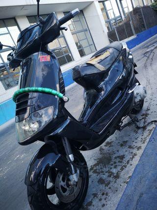 scooter Piaggio skypper 125