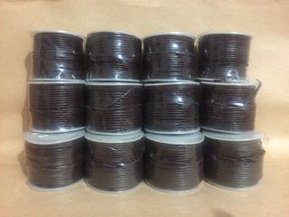 Cuero puro pulseras | 12 bobinas