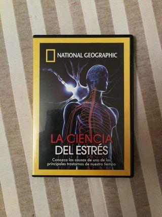 DVD La ciencia del estrés National Geographic