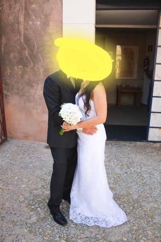 vesido de novia