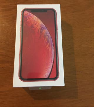 APPLE IPHONE XR ROJO 128Gb