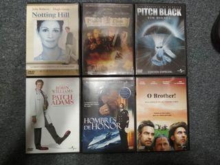 Películas de DVD 3